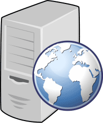 Image of Computer serving a global market.